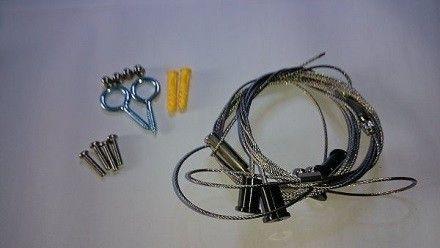Maxspect R420r / Recurve Seilaufhängung