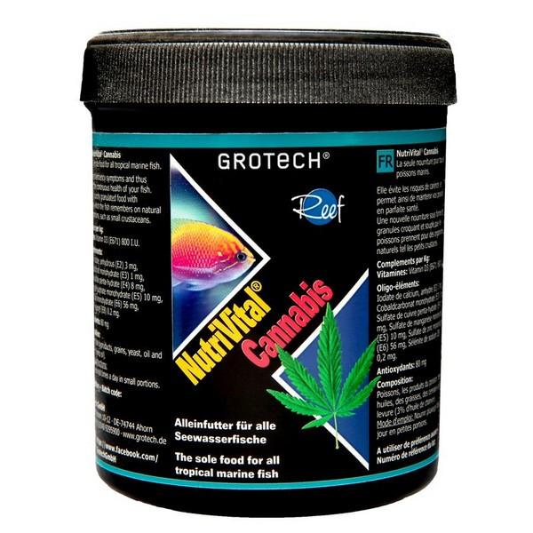NutriVital Cannabis 1,4-2,2mm 175g