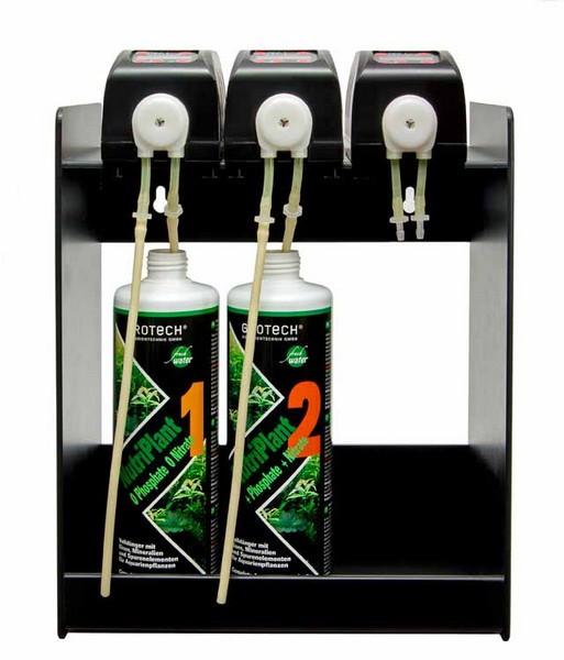 Depotständer für 4x 500ml und 3x 1l Flasche