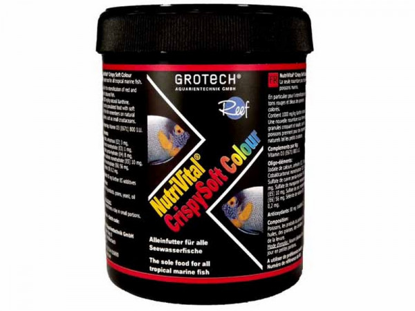 NutriVital CrispySoft Colour 0,6-0,9mm 175g