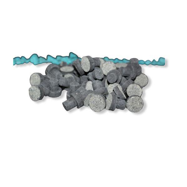 Ablegersteine Reefplugs schwarz 25Stk