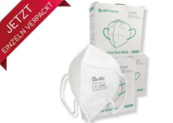 FFP 2 AtemschutzmaskeFFP 2 Atemschutzmaske