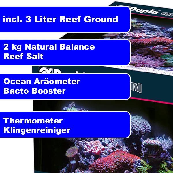 Ocean Cube Set 50 Komplattaquarium
