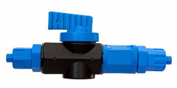 Kugelhahnset Anschluss 6/8mm