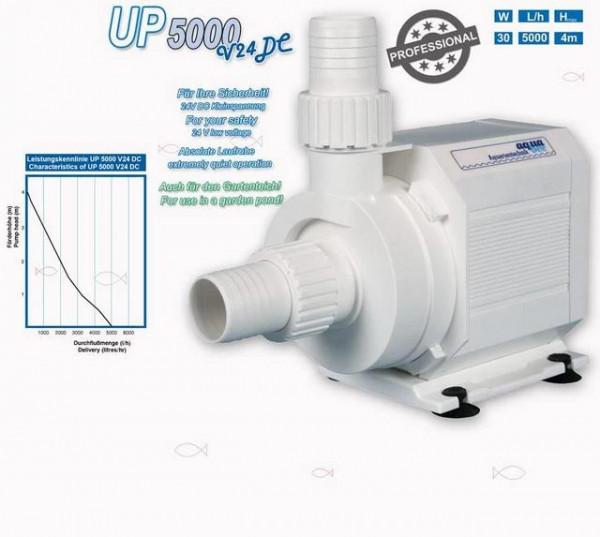 Universal BLDC Kreiselpumpe UP 5000 V24