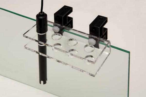 Sondenhalter für Messonden mit Durchmesser 12mm